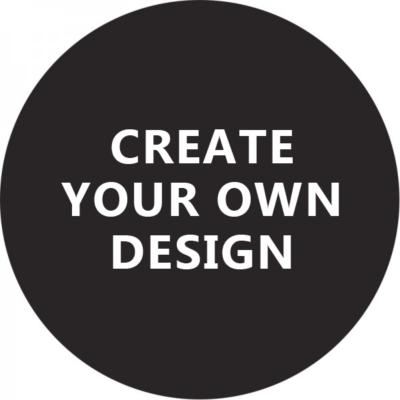 Create your own custom steel gobo